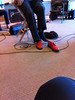 Sedge gets New Shoes<br /> San Francisco 2012-09-15 at 11-27-09