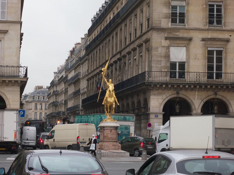 Jeanne d'Arc<br /> <br /> Paris - 2013-01-09 at 11-30-56