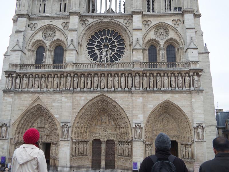 Notre Dame<br /> <br /> Paris - 2013-01-09 at 14-12-35
