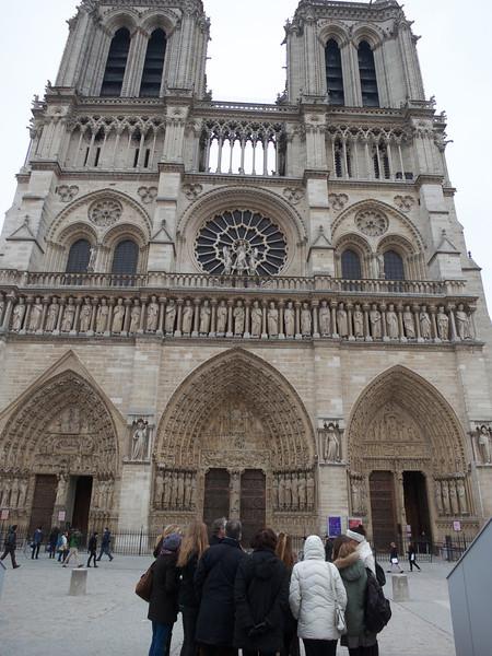 Notre Dame<br /> <br /> Paris - 2013-01-09 at 14-06-14