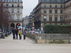 Looking toward the Statue of Jeane d'Arc at the head of the Rue des Pyramides<br /> Paris - 2013-01-09 at 11-24-54