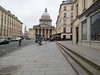 The Pantheon with St Etienne du Mont in the background<br /> Paris - 2013-01-09 at 10-02-01