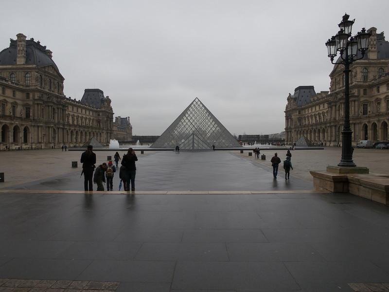 Cour Napoleon<br /> Paris - 2013-01-10 at 10-46-11