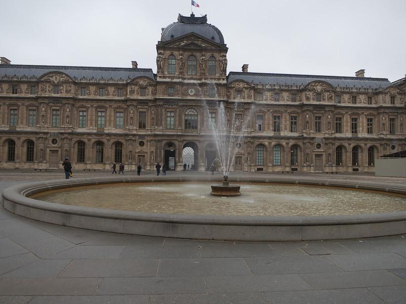 Louvre Cour Carree<br /> Paris - 2013-01-10 at 10-42-04