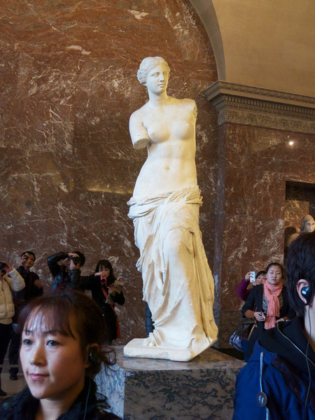 Venus de Milo<br /> Paris - 2013-01-10 at 11-20-29