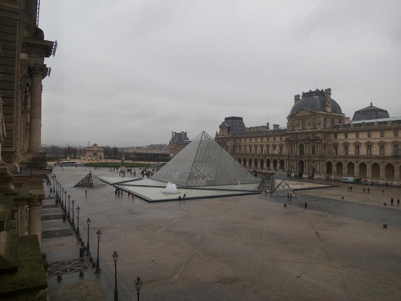 Cour Napoleon<br /> Paris - 2013-01-10 at 11-36-10