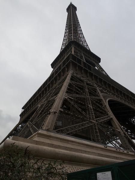 Tour Eiffel<br /> Paris - 2013-01-11 at 14-17-47