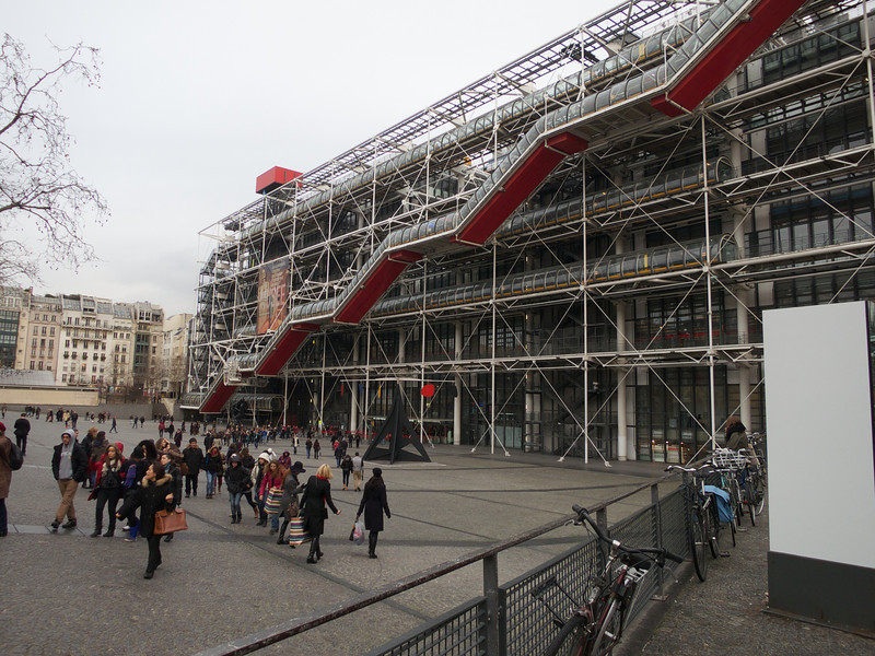 Centre Pompidou<br /> Paris - 2013-01-11 at 15-56-22