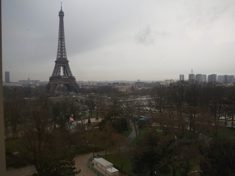 Tour Eiffel from the Cite de Architecture et du Patromoinevv<br /> Paris - 2013-01-12 at 12-10-23