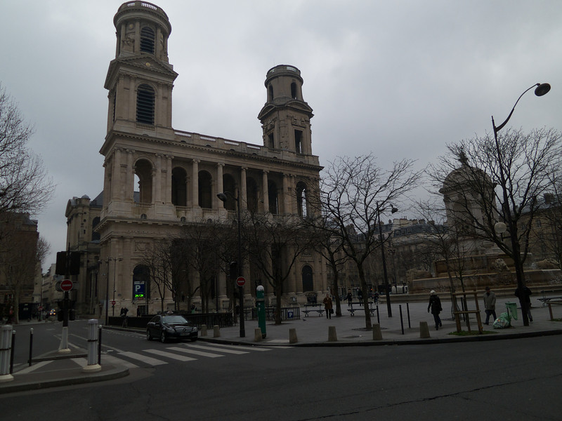 St Sulpice<br /> Paris - 2013-01-13 at 12-24-04