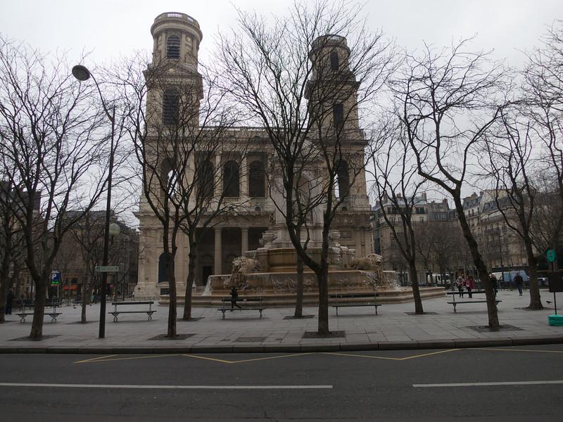 St Sulpice<br /> Paris - 2013-01-13 at 12-22-54