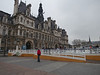 Hotel de Ville with ice rink<br /> Paris - 2013-01-13 at 13-39-44