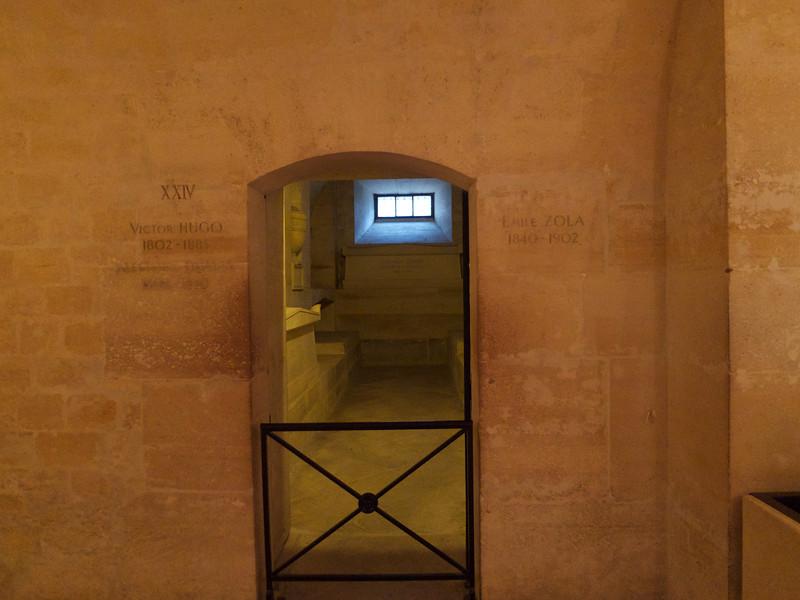 The writers' room (Hugo, Dumas, Zola)<br /> Paris - 2013-01-13 at 11-15-57