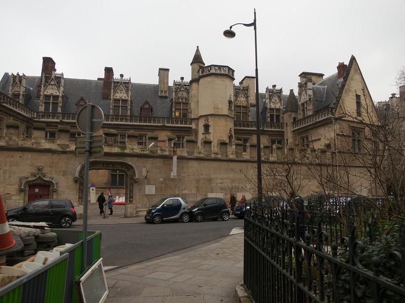 Cluny Mueum<br /> Paris - 2013-01-13 at 15-55-52