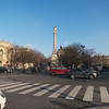 Place du Chatelet<br /> Paris - 2013-01-14 at 10-46-41