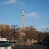 Place du Chatelet<br /> Paris - 2013-01-14 at 10-51-49