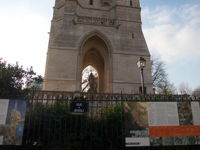 Tour St Jacques<br /> Paris - 2013-01-14 at 11-07-47