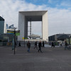 The Grande Arche de la Defence<br /> Paris - 2013-01-14 at 12-58-52