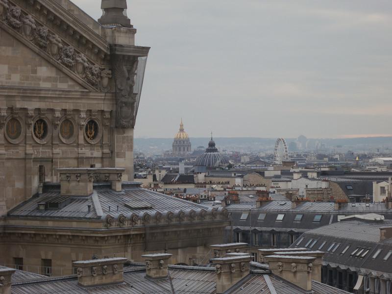 Opera, Invalides, Ferris Wheel<br /> Paris - 2013-01-14 at 14-18-01