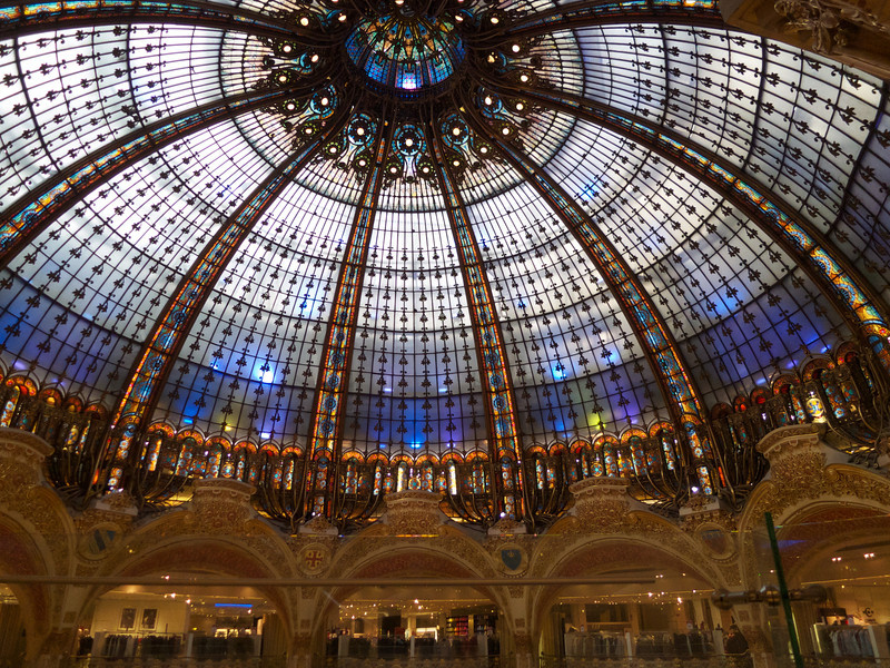 Galleries Lafayette Dome<br /> Paris - 2013-01-14 at 13-38-23
