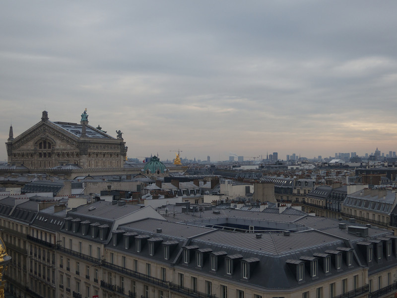 Southeast from Le Printemps<br /> Paris - 2013-01-14 at 15-07-01