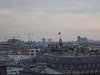 Pompidou on the left, Les Hales construction center, Notre Dame on the right<br /> Paris - 2013-01-14 at 14-13-35