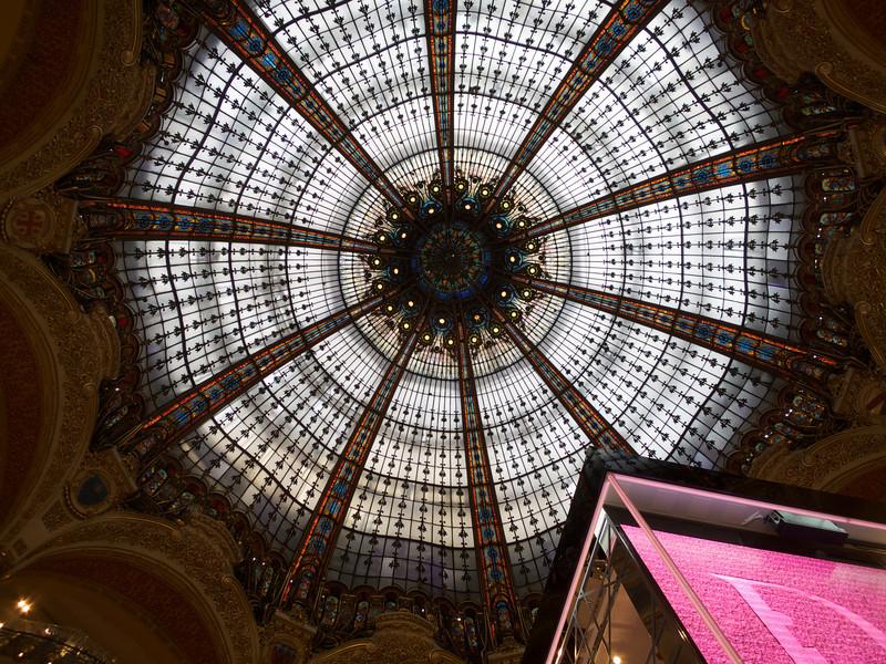 Galleries Lafayette Dome<br /> Paris - 2013-01-14 at 13-33-13