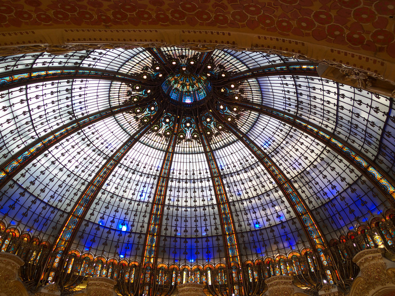 Galleries Lafayette Dome<br /> Paris - 2013-01-14 at 13-38-31