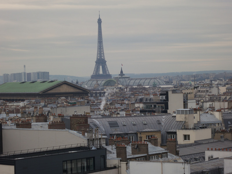 Tour Eiffel and other landmarks<br /> Paris - 2013-01-14 at 14-21-06