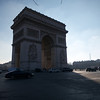 Arc de Triomphe and Tour Eiffel<br /> Paris - 2013-01-14 at 11-58-51