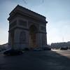 Arc de Triomphe and Tour Eiffel<br /> Paris - 2013-01-14 at 11-58-51