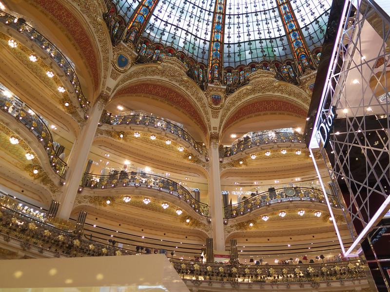 Galleries Lafayette Dome<br /> Paris - 2013-01-14 at 13-33-21