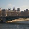 Hotel de Ville from Pont au Change<br /> Paris - 2013-01-14 at 10-45-03