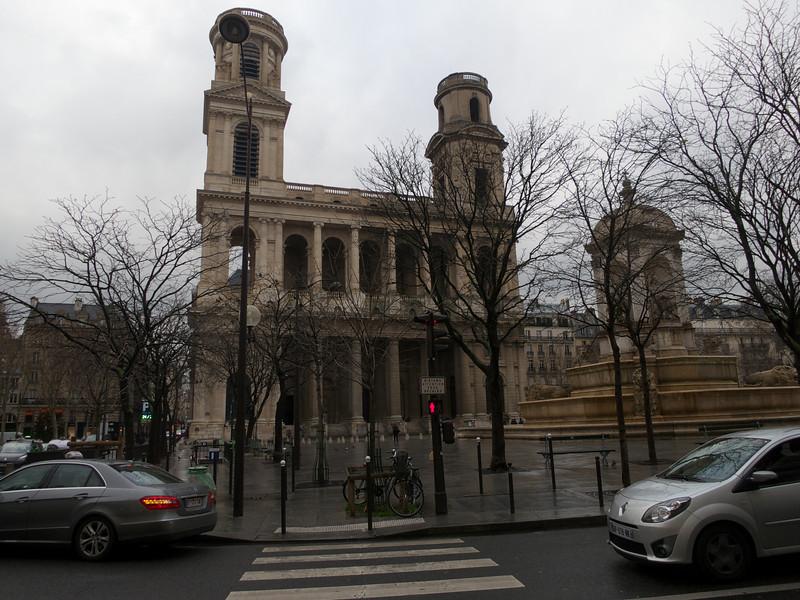 St Suplice <br /> Paris - 2013-01-15 at 14-13-48