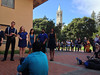 Cal Jazz Choir and Herts Hall Queue<br /> Fall Free for All 2013-09-29 at 15-34-36