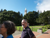 Sather Tower over the Glade<br /> Fall Free for All 2013-09-29 at 15-37-52