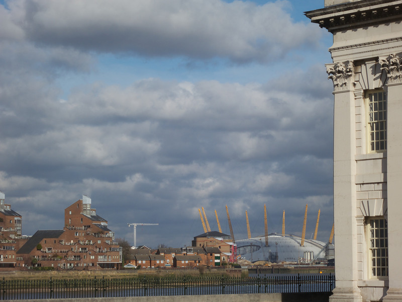 The O2 (Millennium) Dome<br /> London - 2014-02-03 at 12-14-16