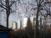 Canary Wharf from Island Gardens<br /> London - 2014-02-03 at 14-53-51