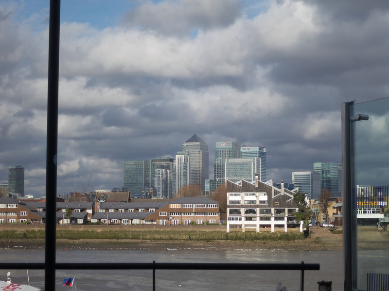 Canary Wharf from Greenwich<br /> London - 2014-02-03 at 11-46-29