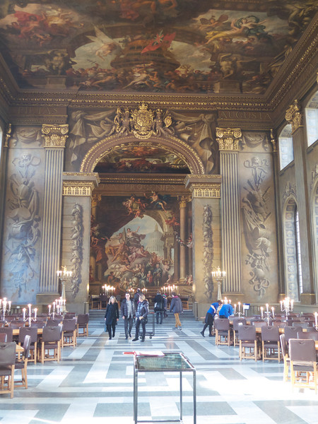 The Painted Hall<br /> London - 2014-02-03 at 12-21-57