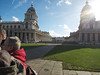 Chaple, Queen's House and Painted Hall<br /> London - 2014-02-03 at 12-10-30