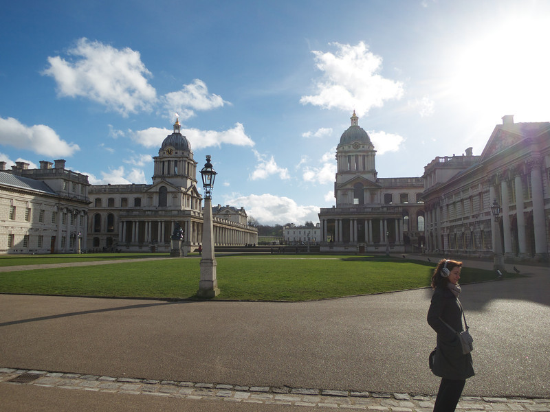 The Old Royal Naval College<br /> London - 2014-02-03 at 12-03-58