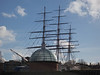 Cutty Sark and Tunnel Entrance<br /> London - 2014-02-03 at 11-40-20