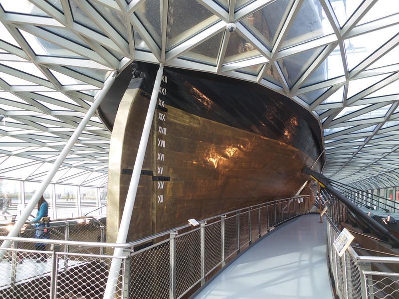 Cutty Sark Hull<br /> London - 2014-02-03 at 13-39-52