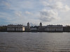 Old Royal Naval College and Observatory from Island Gardens<br /> London - 2014-02-03 at 14-50-31