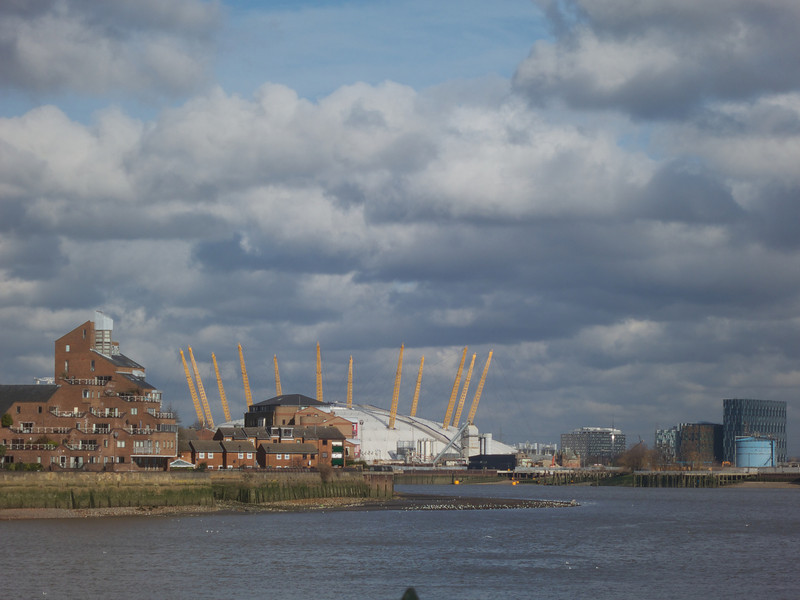 The O2 (Millennium) Dome<br /> London - 2014-02-03 at 12-05-37