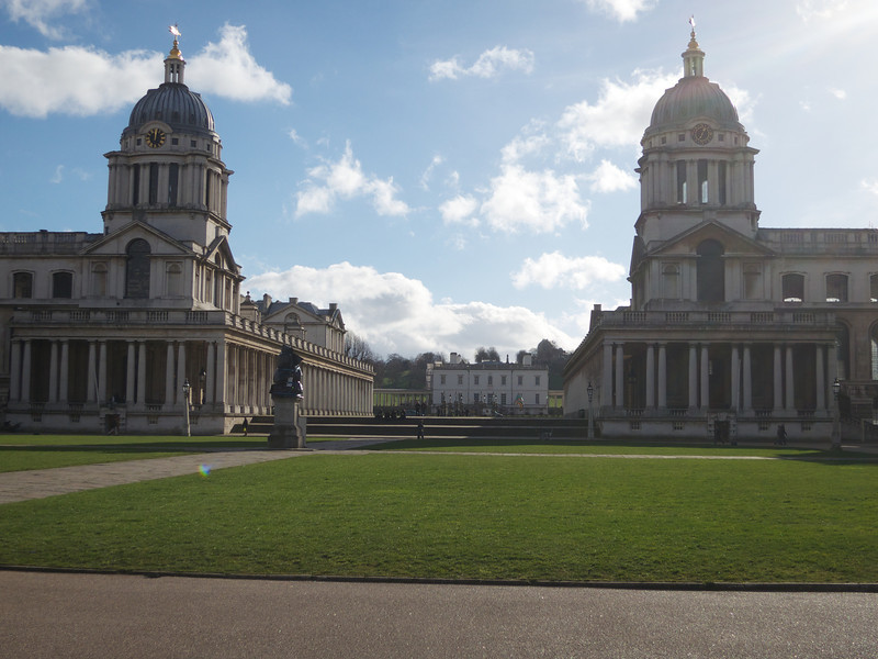 The Old Royal Naval College<br /> London - 2014-02-03 at 12-04-13