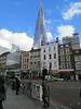 The Shard above Borough High Street<br /> London - 2014-02-04 at 13-48-46