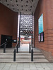 British Library Gate<br /> London - 2014-02-05 at 11-18-10