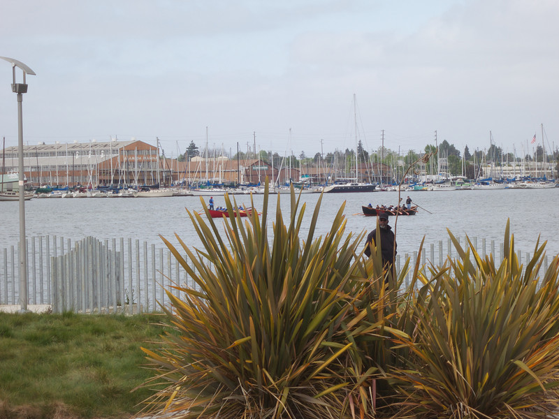 2 Whaleboats<br /> Oakland  2014-04-12 at 10-07-15